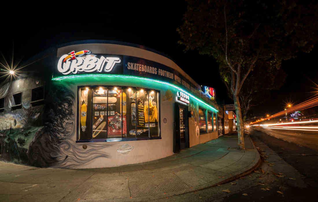 Orbit Skates - Skateboard Shop - East Bay Area: San Leandro